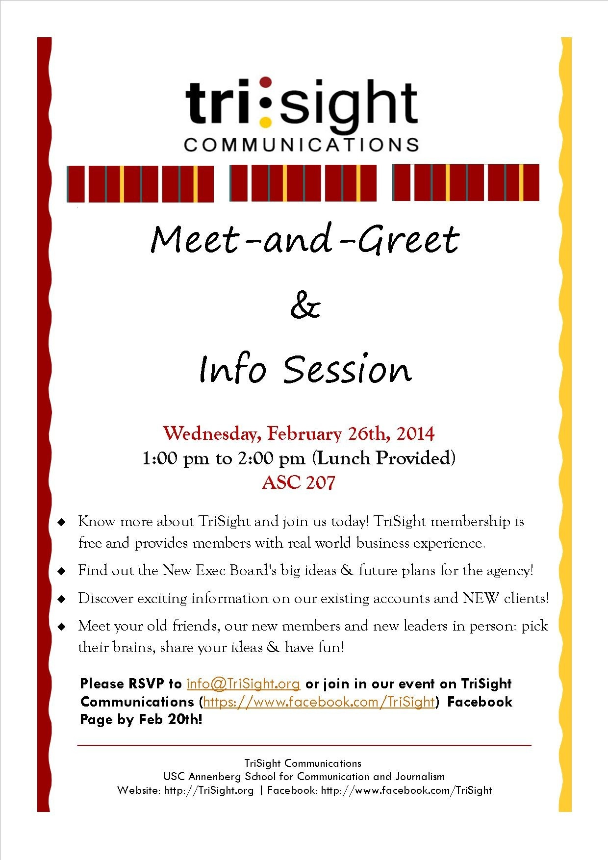 Trisight Meet And Greet Trisight Communications