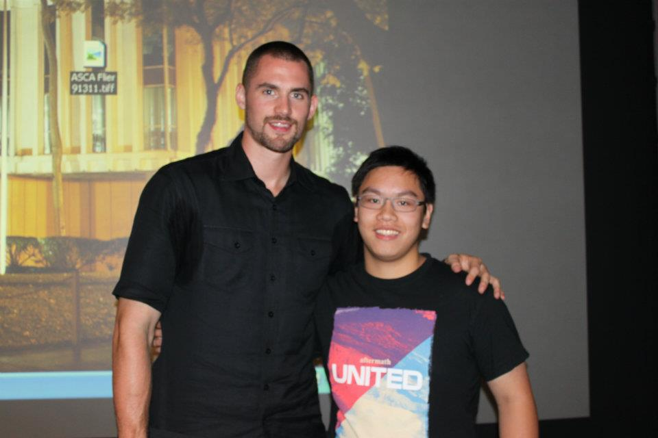 Kevin Love Pic