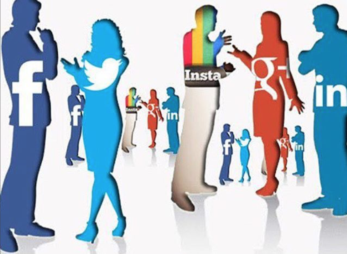 Image result for social media role in communication